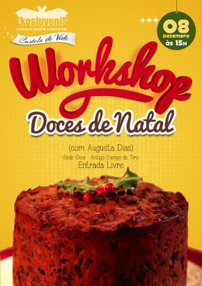 workshop doces natal